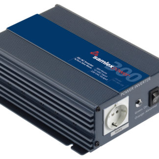DC-AC Inverter Pure Sine Wave 200W 220VAC – Engineering and