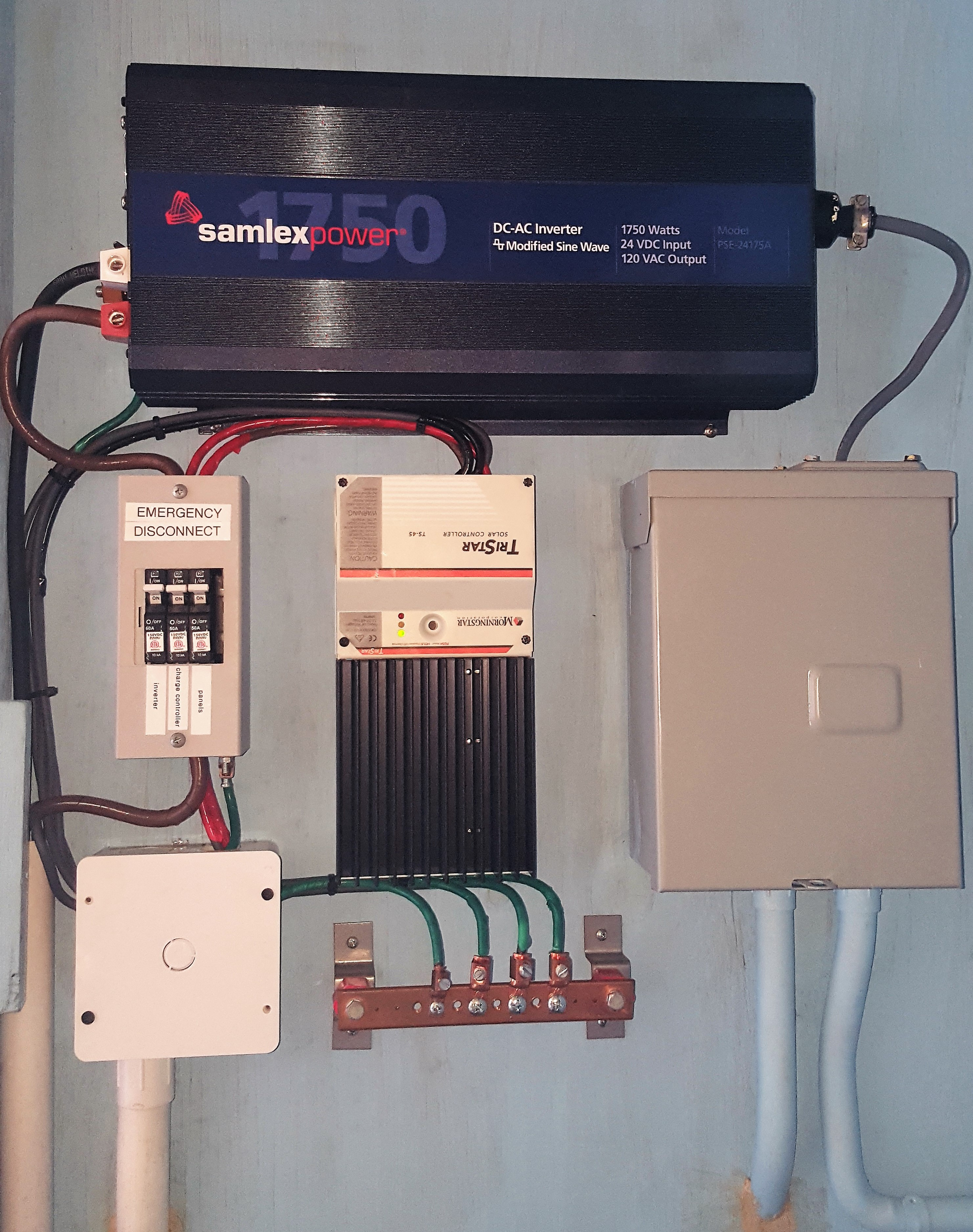 Dual LiteLighting Inverter System   Lighting xcyyxh com. Eon Lighting Inverter. Home Design Ideas